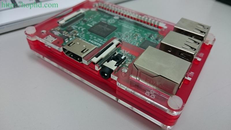 [開箱]Coupe PiBow Raspberry Pi 機殻