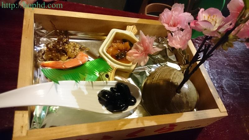 台南哲也日本料理–懷石料理初體驗