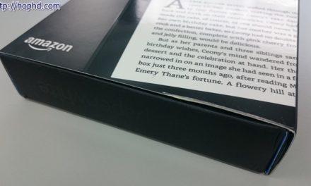 Kindle Paperwhite 2016電子書閱讀器開箱